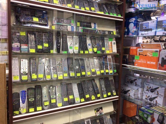 торговый центр Пассаж магазин товары пульты дистанционного управления для телевизора