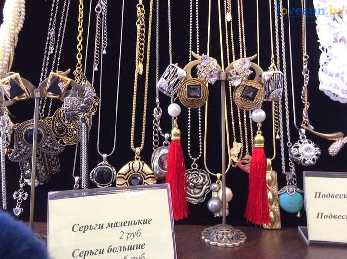 торговый центр Пассаж магазин товары серьги подвески украшения