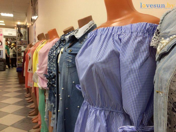 торговый центр Пассаж магазин товары женская одежда