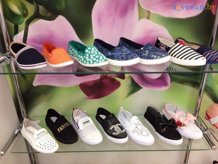 торговый центр Пассаж магазин товары женские слиппоны
