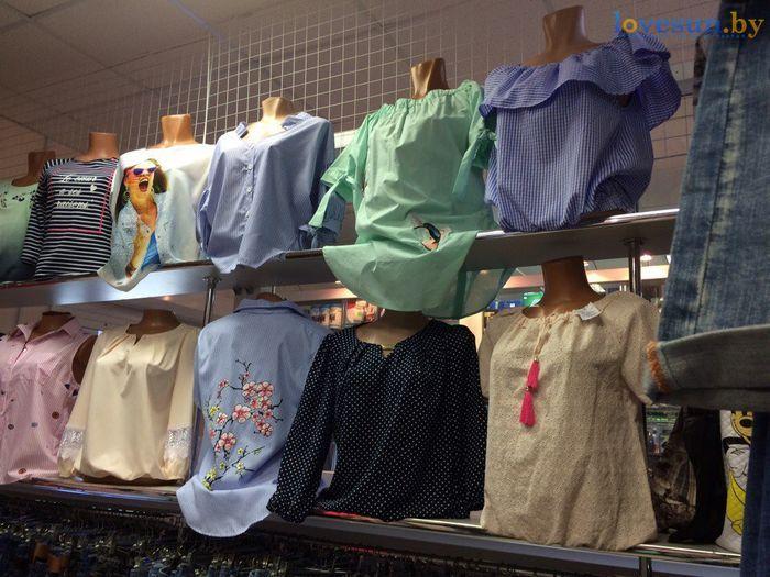 торговый центр Пассаж магазин товары женские туники рубашки майки