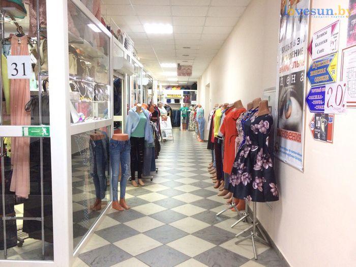 торговый центр Пассаж роодпжп товары магазин манекены платья