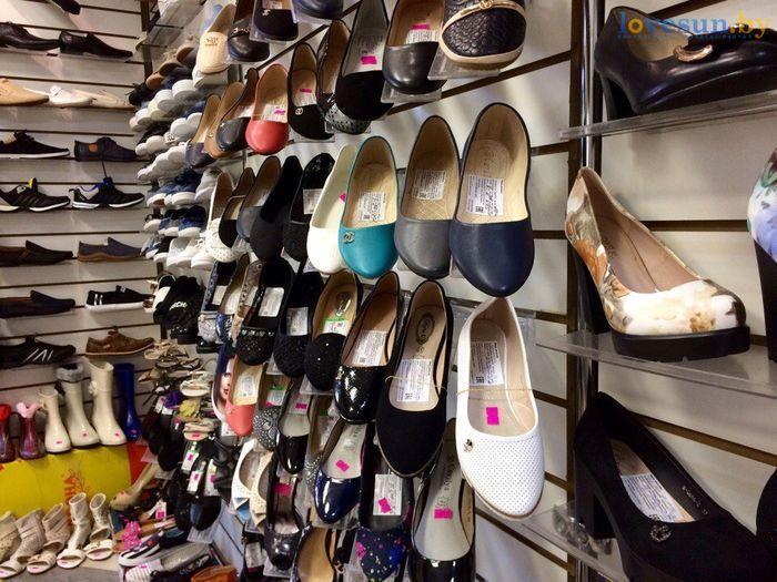торговый центр Пассаж роодпжп товары магазин женские туфли балетки