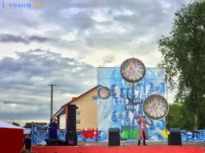 День независимости 2017 сцена выступление