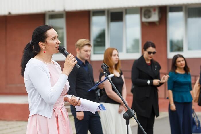 Наталья Стасевич, координатор проектов Представительства Европейского союза в Беларуси