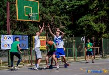 Стритбол 2017 баскетбол спорт Сила Шатилы девушка играет