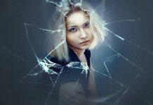 Девушка в разбитом окне изнасилование криминал женщина