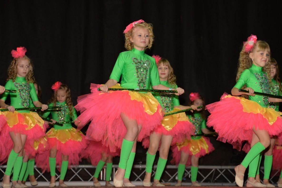 Танец дети девочки