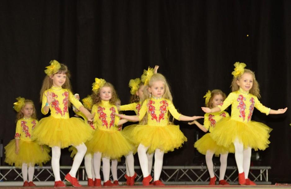 Танцы Несаим дети