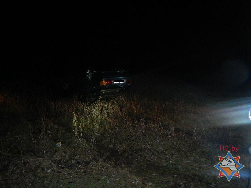 автомобиль ауди выняли из реки под речицей 2