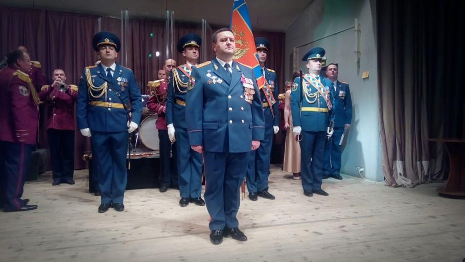 главамчс калуга Валерий Клименко