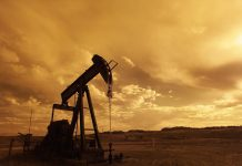 нефтяная скважина качалка