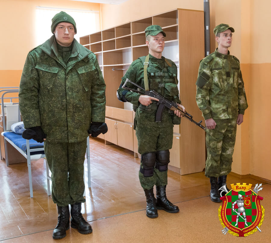 новая форма одежды белорусских войск (1)
