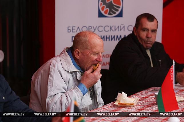 турнир по поеданию драников в минске 2017 5