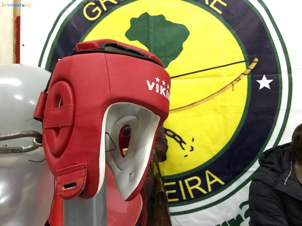 открытие центра единоборств 26.01.18 шлем