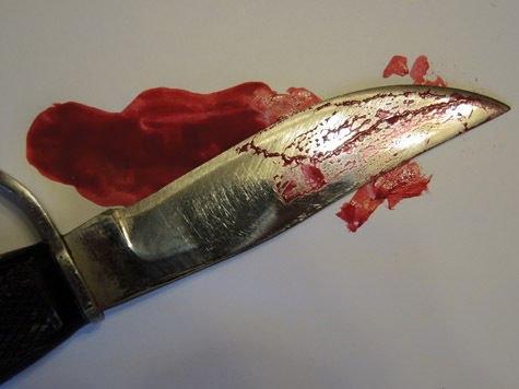 Резня, нож, криминал