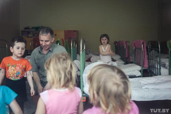 Детский сад в Давыдовке. Сергей Гацко