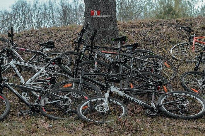 Открытие велосезона 2015, Слобода,