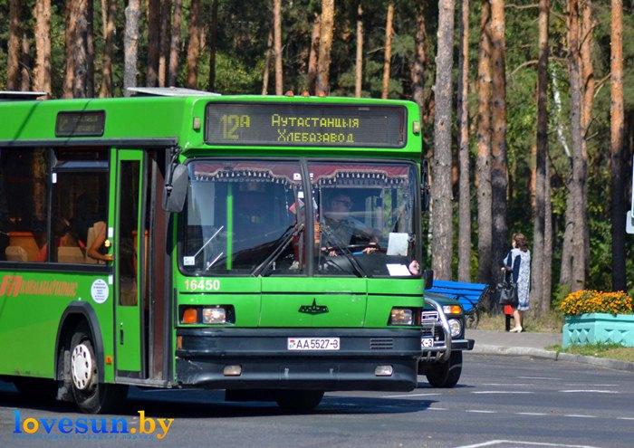 АП 5 автобуса МАЗ 105