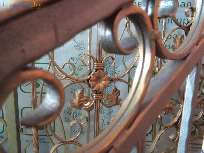 Плюсы и минусы кованых заборов