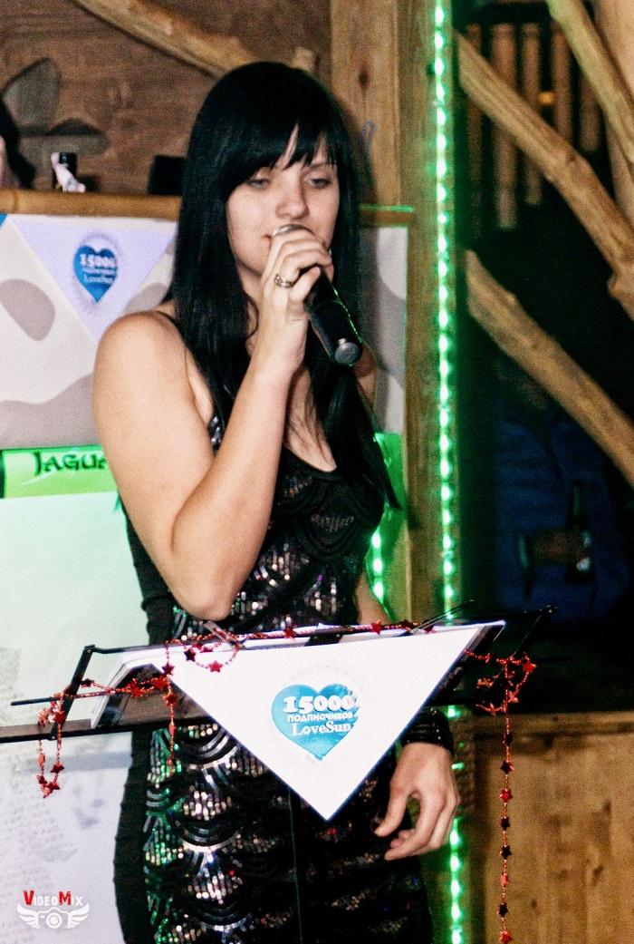 вечеринка (дискотека) в честь 15 000 подписчиков певица натали