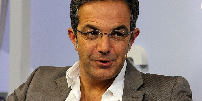 немецкий журналист иранского происхождения Навид Кермани (Navid Kermani)