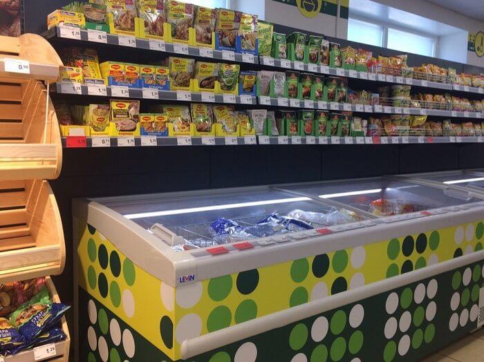 Открытие магазина Доброном в Светлогорске 31.07.2017 корм для животных китикет