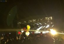 День города 2017 ночь сцена концерт акуте группы