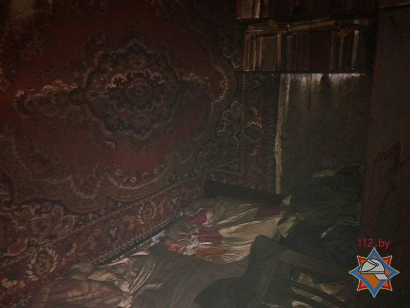 Сгорел дом в дрогичине девочка спасена 2