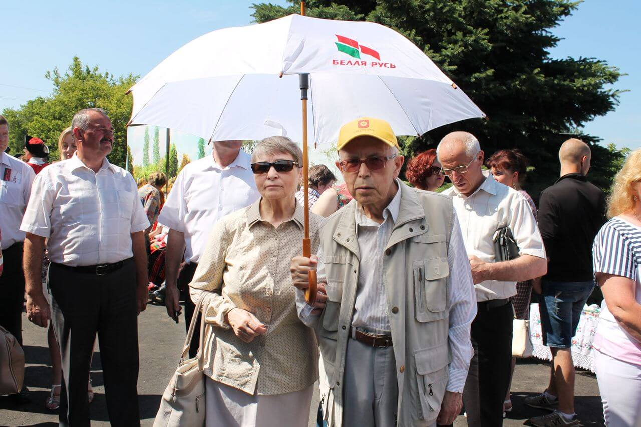 Изяслав Котляров и Софья Шах Фото: «СН»