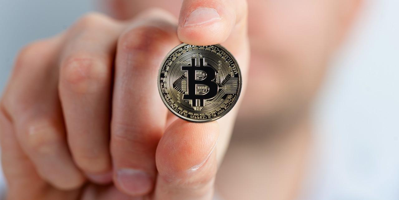 Криптовалюта биткоин-монета блокчейн