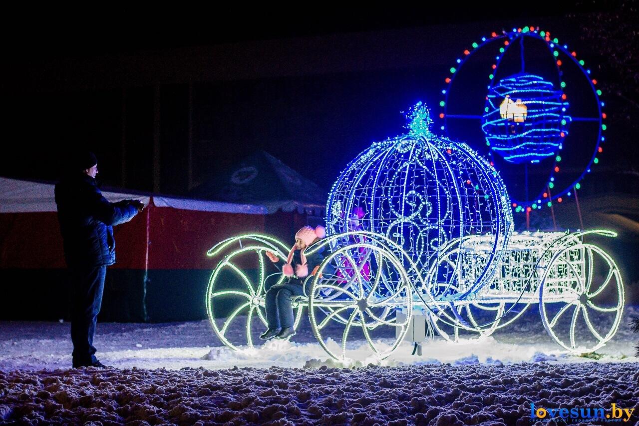 Полная афиша новогодних мероприятий в Светлогорске