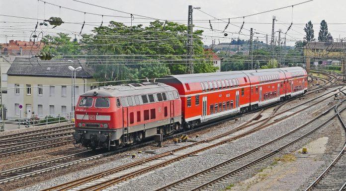 Поезд вагон железная дорога жд