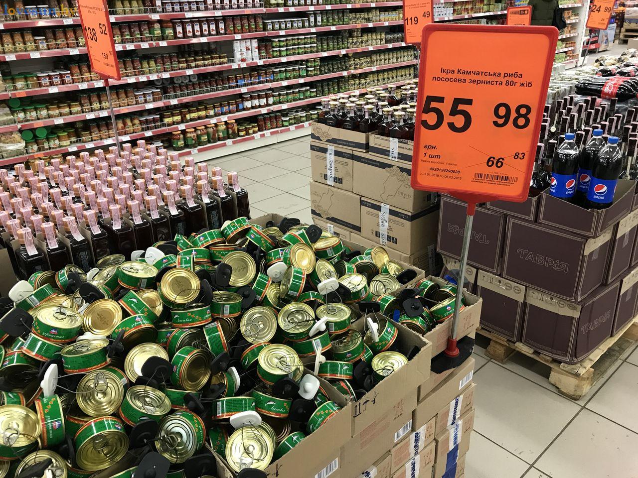 Цены в Чернигове