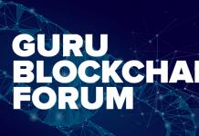 логотип GURU Forum гуру блокчейн форум