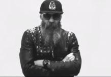 Андрей Вихрев, модель, дедушка с бородой