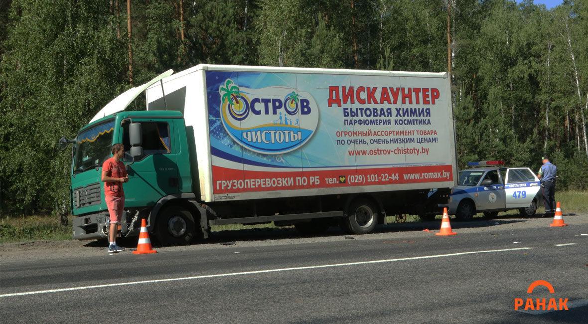 Три ДТП за один день зафиксировали в Светлогорске
