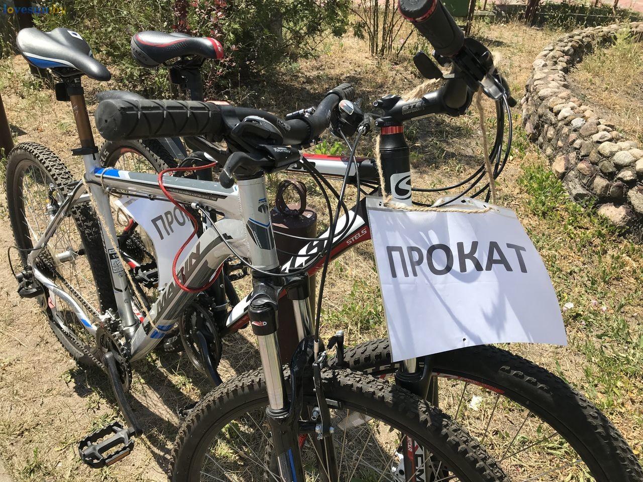 прокат велосипедов марин стелс