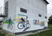 рисунок велосипеда на здании набережная 3_result