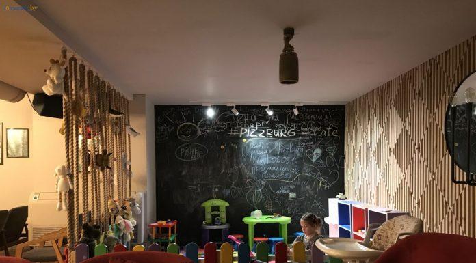 Детское пространство площадка в кафе пиццбург в Одессе 2018_result