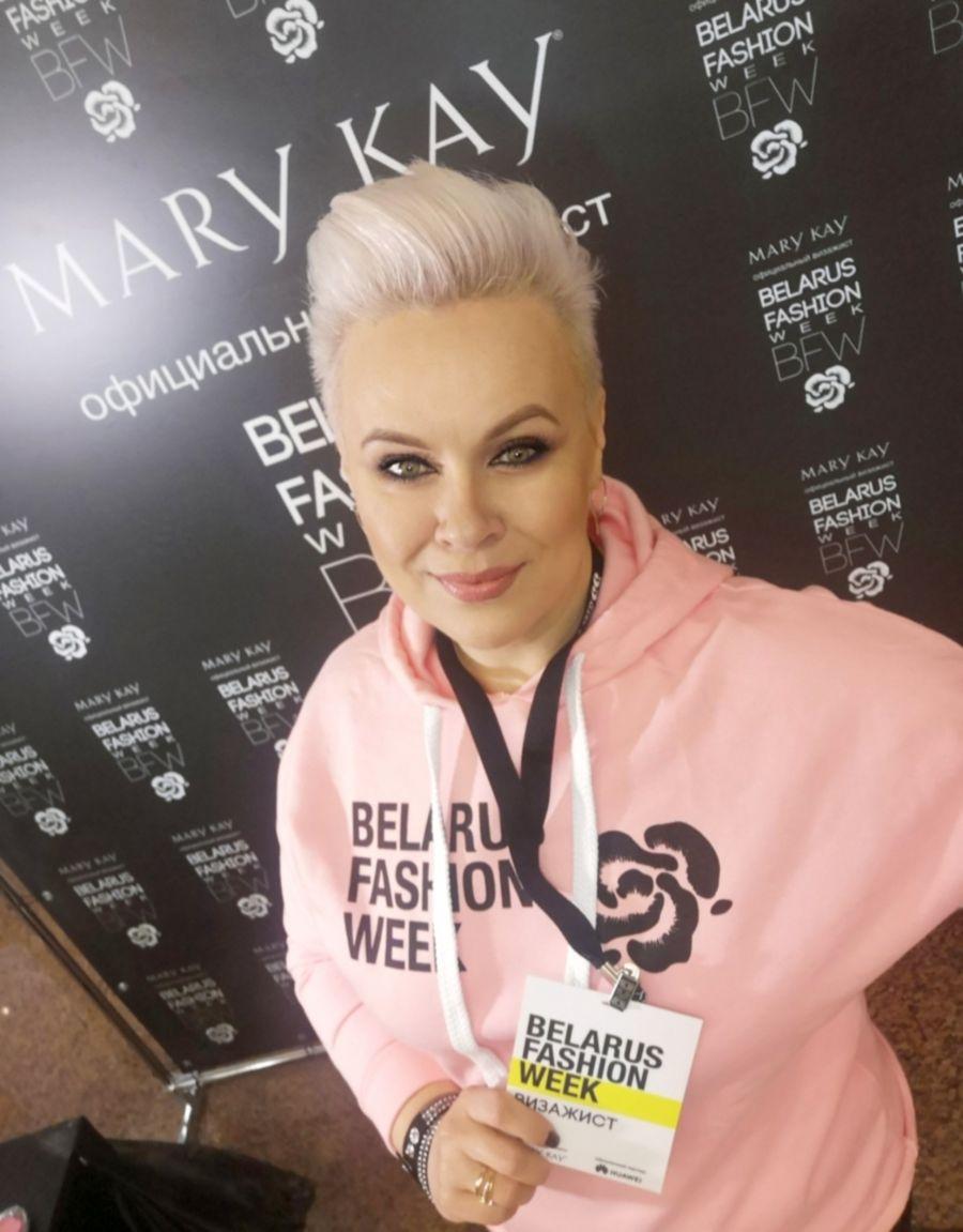 Участница Belarus Fashion Week, профессиональный визажист, «Лучший Мастер Макияжа». Рассказываем про девушку из Светлогорска, которая добилась всего сама