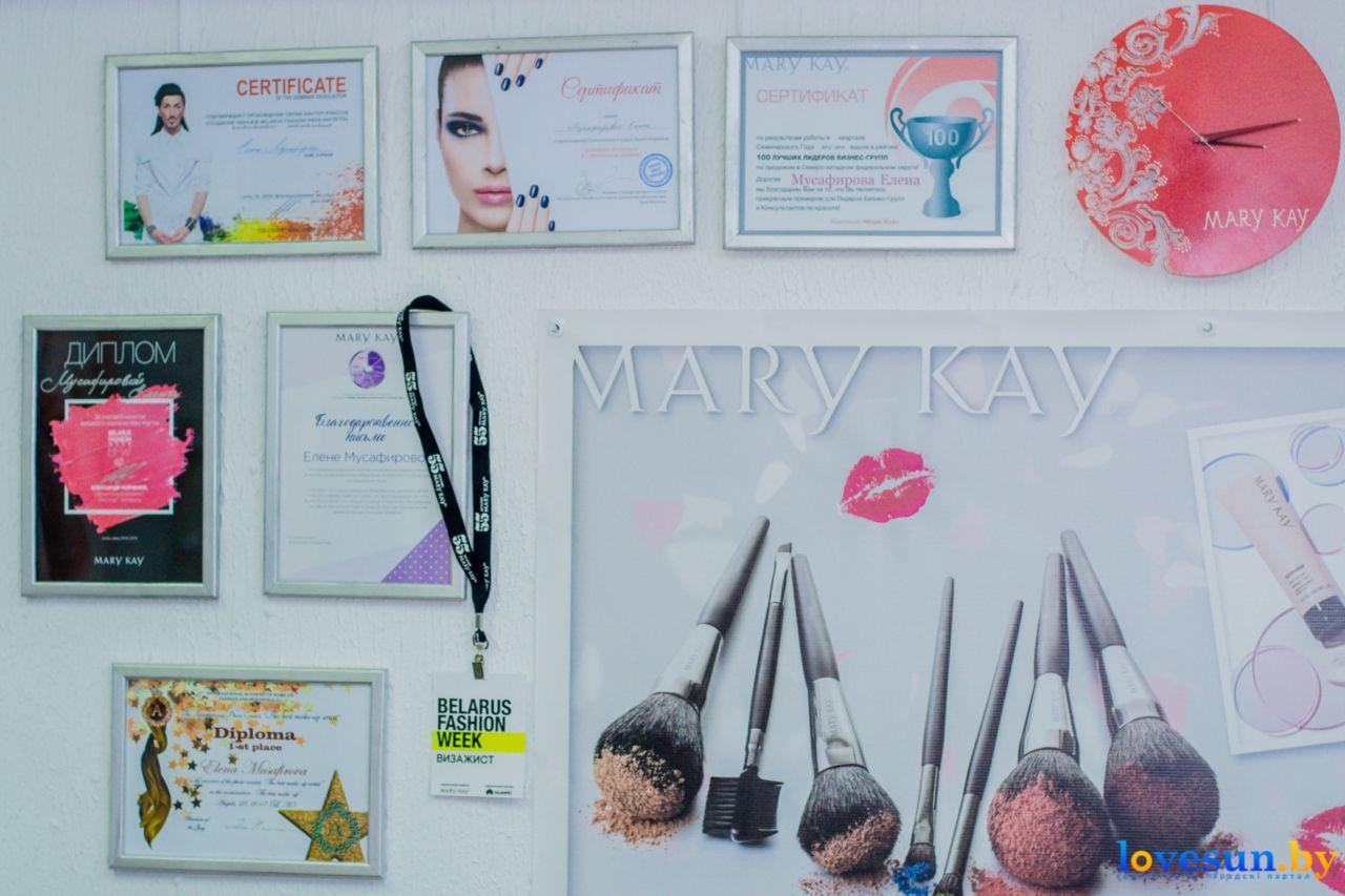 Награды профессионального визажиста