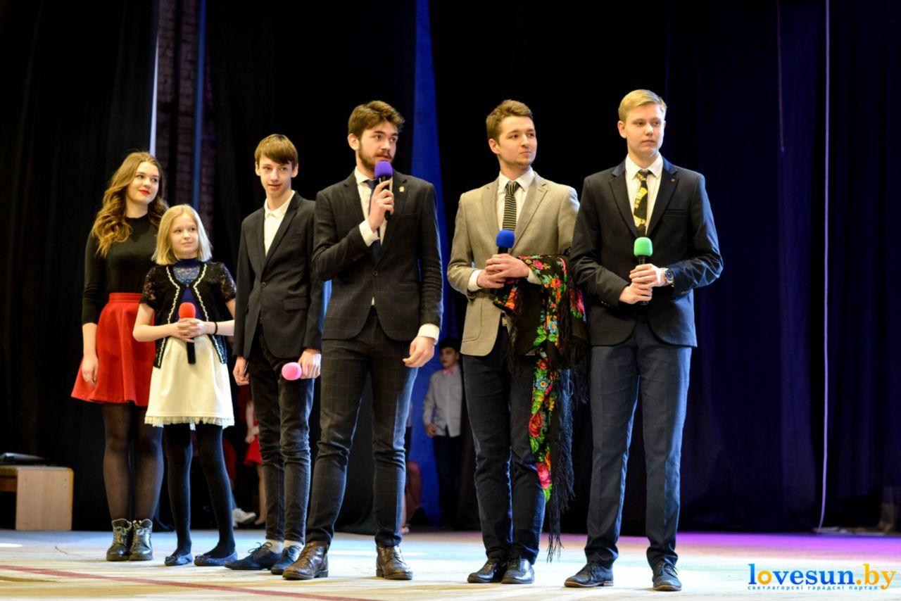 Выступление на турнире КВН в Светлогорске, Команда КВН Level Up