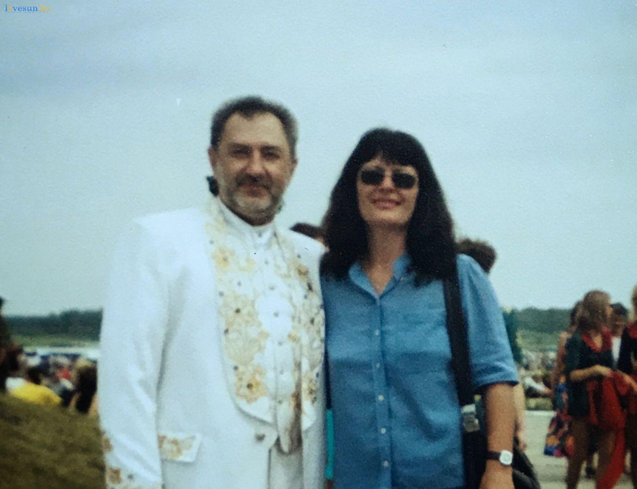 Анатолий Ярмоленко в 1990-х годах