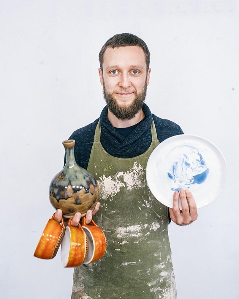 керамика @nekludov_pottery