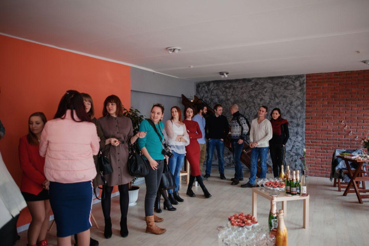 Открытие фотостудии Марсала в Светлогорске