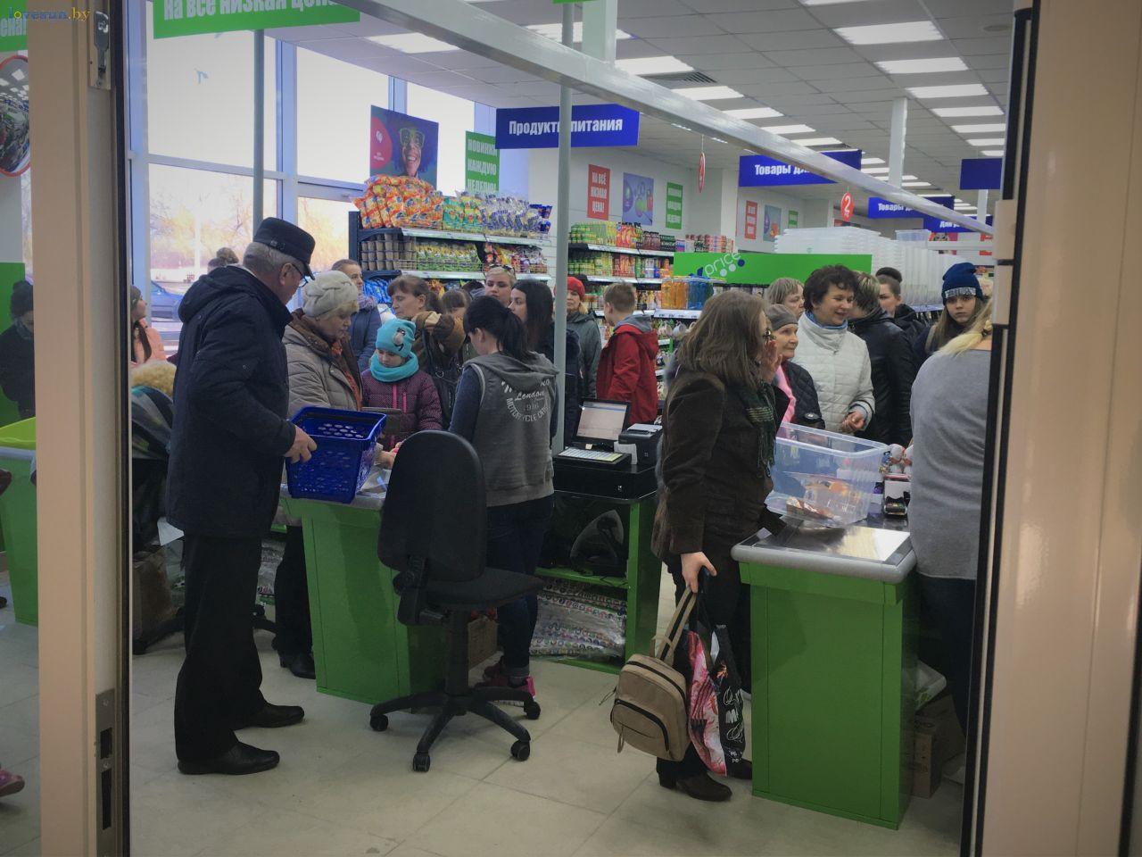 """Историческое событие. В """"Иранском квартале"""" открылся первый магазин"""