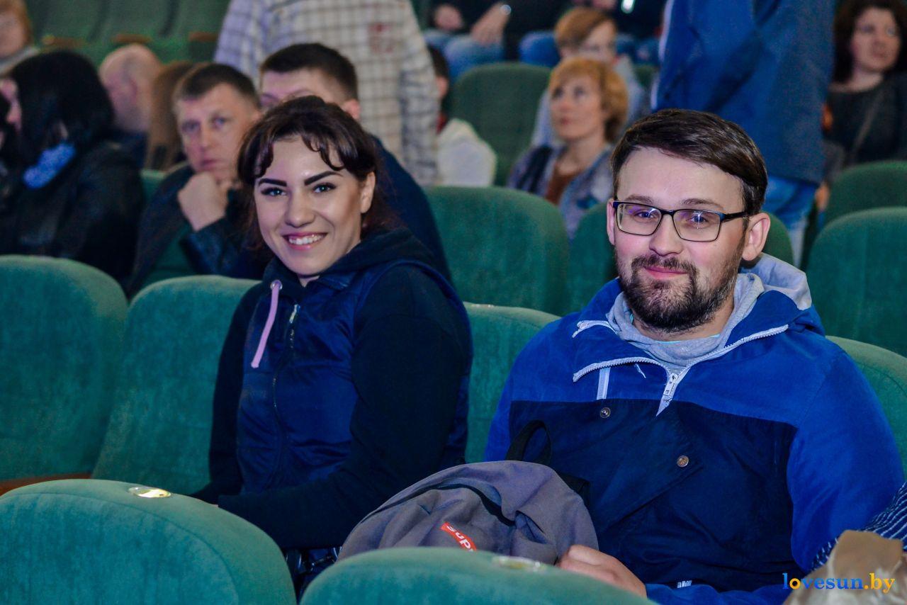 Концерт группы Ляпис 98 и Сергея Михалка в 2019 году