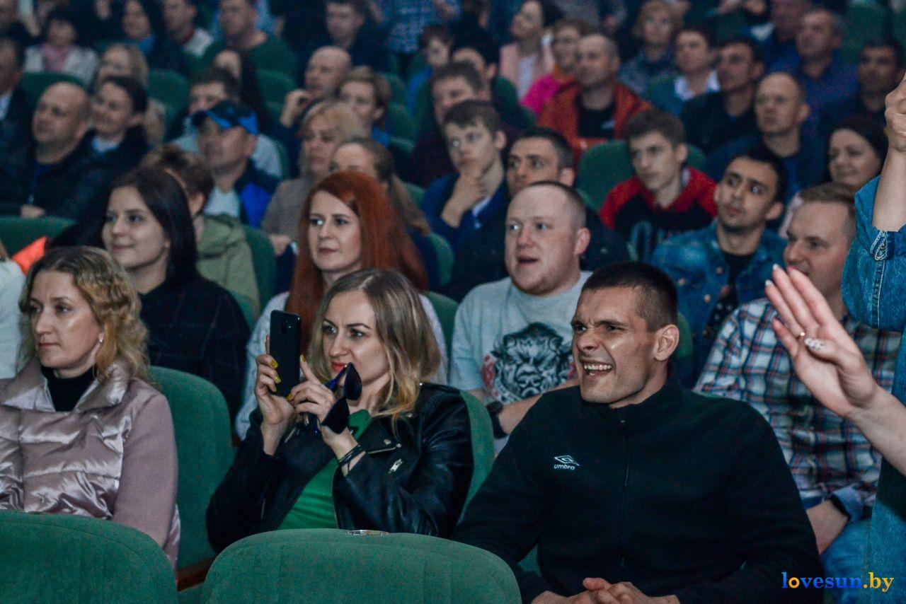 Ляпис 98 и Сергей Михалок концерт 2019