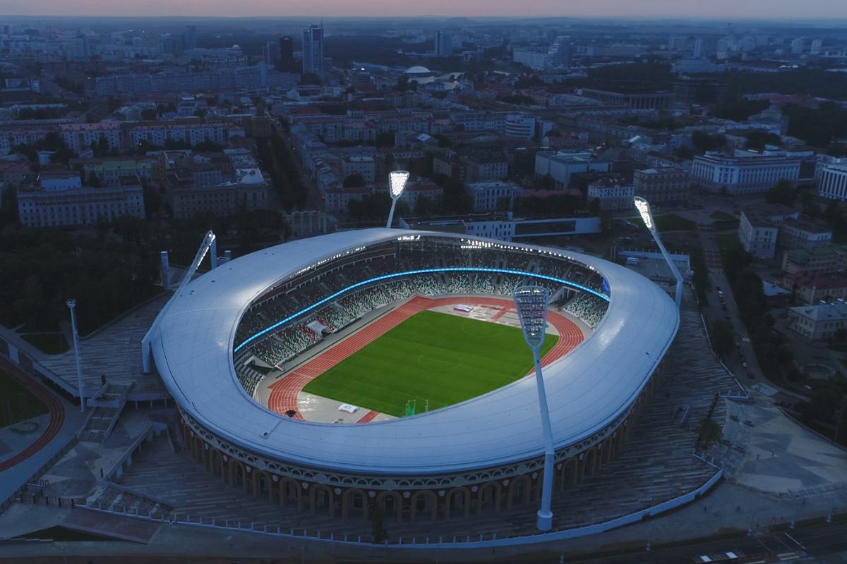 стадион динамо в минске